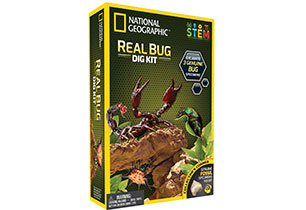 National Geographic - Bug Dig Kit