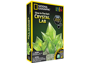 National Geographic - Glow In The Dark Crystal Lab
