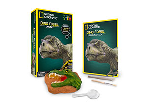 National Geographic - Dinosaur Dig Kit