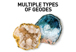 National Geographic - Geodes Science Kit