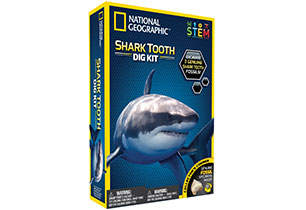 National Geographic – Shark Tooth Dig Kit