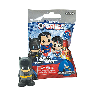 Justice League Ooshies Foil Bag