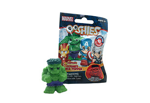 Marvel Ooshies Foil Bag