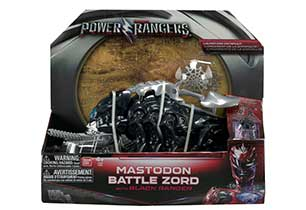 Power Rangers Batlle Zord With Ranger