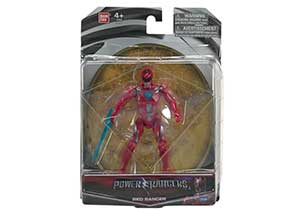 Power Rangers 13cm Action Hero