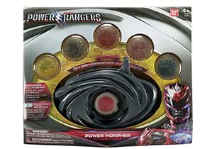 Power Rangers Power Morpher