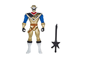 Power Rangers Super Ninja Steel Action Heroes