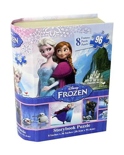 Frozen Storybook Puzzle