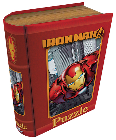 Marvel Storybook Puzzle