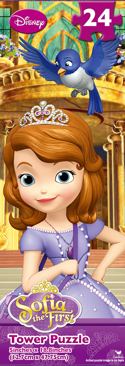 Sofia The First Mini Tower Puzzle