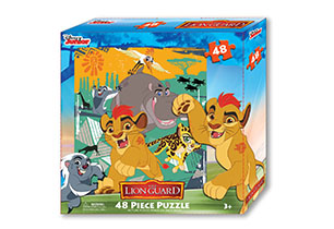 Lion Guard Tuck Box Puzzle
