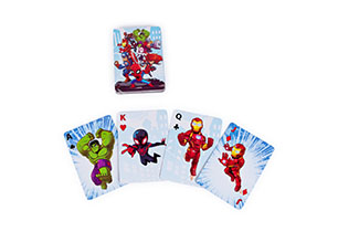Marvel Jumbo Playing Cards