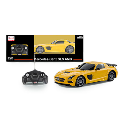 Rastar R/C 1:18 Mercedes Benz SLS AMG With Battery