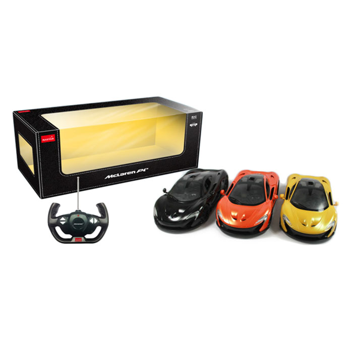 Rastar R C 1 14 Mclaren P1 With Battery Rastar Rc Prima Toys