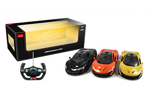 Rastar R/C 1:14 Mclaren P1 With Battery