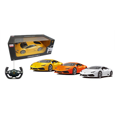 Rastar R/C 1:14 Lamborghini Huracan With Battery