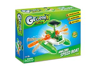 Greenex D.I.Y Amazing Speed Boat