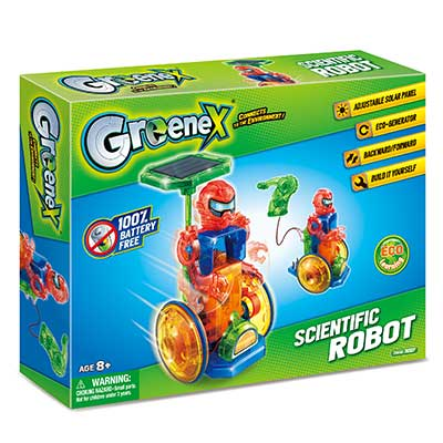 Greenex D.I.Y Scientific Robot