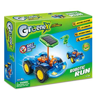 Greenex D.I.Y Robot Run