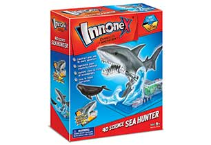 Innonex 4D Science Sea Hunter
