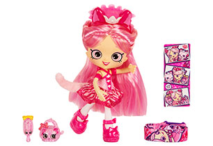 Shopkins Shoppies Wild Style Doll - Pirouetta