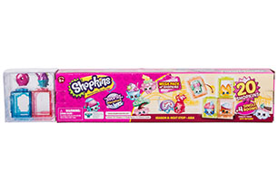 Shopkins Mega Pack S8 - USA