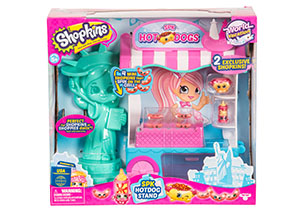 Shopkins MP Playset S8 - USA