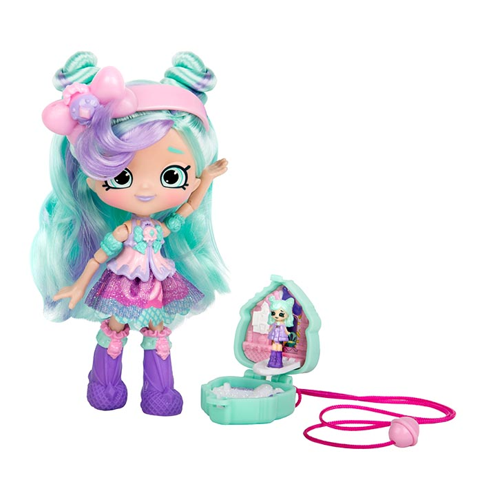 Shopkins Lil Secrets Shoppies Doll Shopkins Lil Secrets