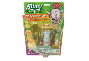 Slimy Creations - Release The Monster