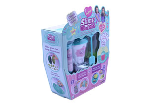 Slimy Creations - Cupcakes Party