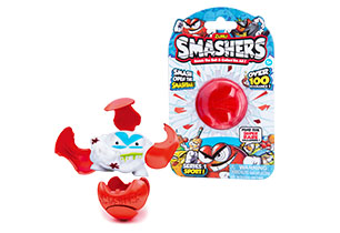 Smashers Collectables 1 Pack