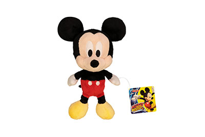 17cm Mickey Big Head Plush