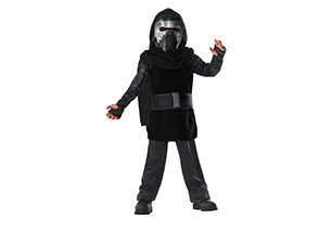 Star Wars Episode 7 Kylo Ren Action Suit