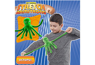 Mini Stretch Octopus