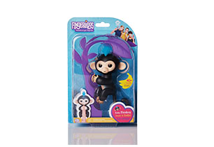 Fingerlings Monkeys Assorted