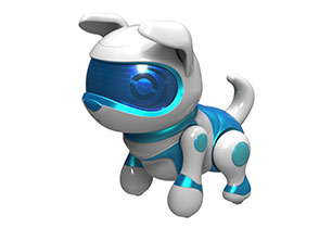 Mini Tekno Jumping Puppy