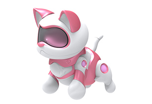 Tekno Mini Jumping Kitty