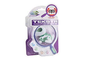 Teksta Micro Pets 4 Assorted