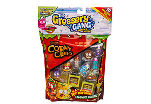 The Grossery Gang Corny Chips Large Pack