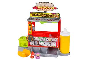 The Grossery Gang Horrid Hot Dog Playset
