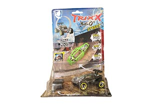 Trixx 360 ° Double Ramp