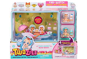 Twozies Twogether Playset