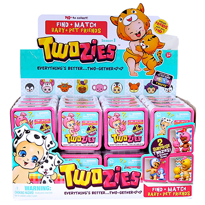 Twozies Surprise 2 Pack