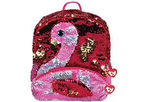 Ty Beanie Sequin Backpack