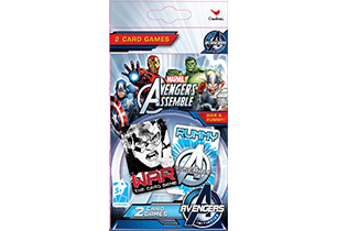 Avengers 2 Pack Playing Cards