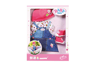 Baby Born Deluxe Jeans Collection