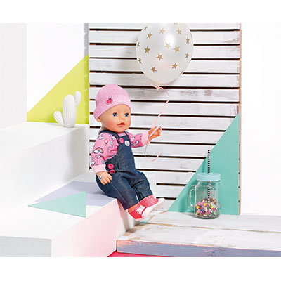 Baby Born Soft Touch Jeans Girl (Special)