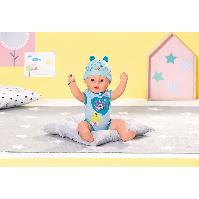 Baby Born So Soft Touch Boy Baby Born Prima Toys