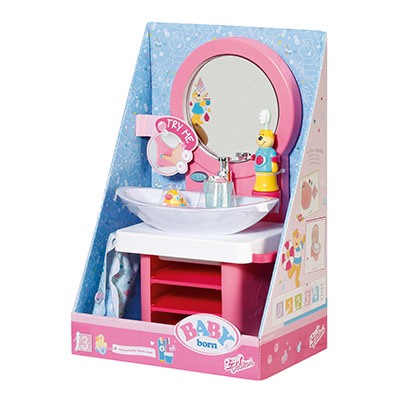 Baby Born Bath Toothcare Spa