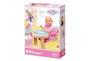 Baby Born Feeding Chair